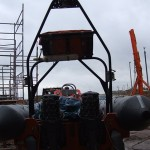 FRC at beginning of refurbishment